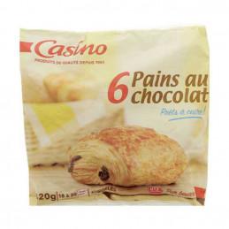 Pain au chocolat prêt à...