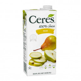 Jus de fruit poire 1L