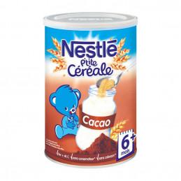 P'tite Céréale cacao 400g