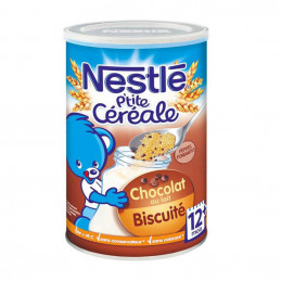 P'tite céréale chocolat au...