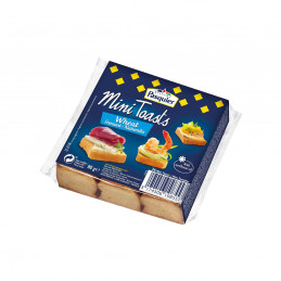 Mini toasts froments 80g