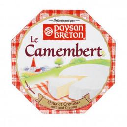 Camembert sous vide doux et...