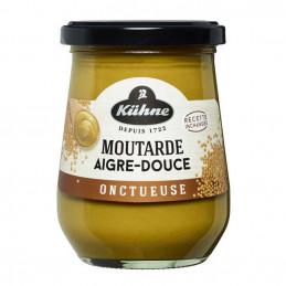 Moutarde aigre douce bocal...