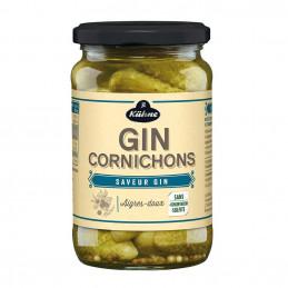 Cornichons saveur Gin bocal...