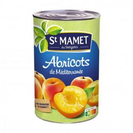 Conserve d'abricot demi...