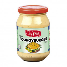 Sauce bourgyburger en bocal...