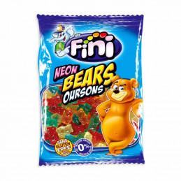 Bonbons neons bears 100g
