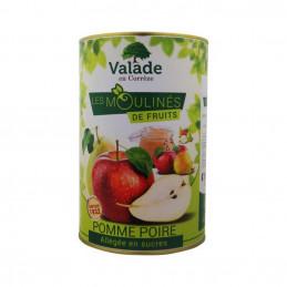 Compote de pomme poire 425g
