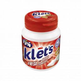 Chewing gum fraise Klet's 100g