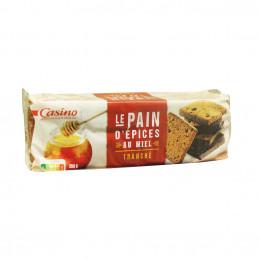 Pain d'épices au miel 350g