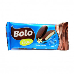 Biscuit Bolo duo vanille -...