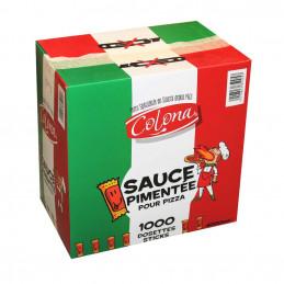Sauce pimentée en dosette...