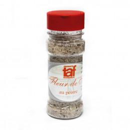 Fleur de sel poivre