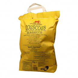 Couscous précuit sac de 5kg