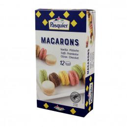 Macarons x12 en boite 154g