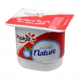 Yaourt Yoplait nature 125g