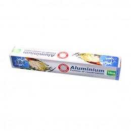 Papier aluminium 50 mètres