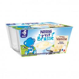 P'tit brassé vanille x4