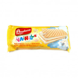 Mini gaufrette vanille 30g
