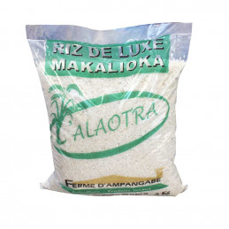 Riz de luxe Makalioka 5kg