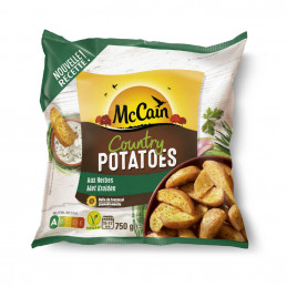 Frites Country Potatoes aux...