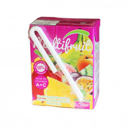 Jus Nectar Multifruits 20cl
