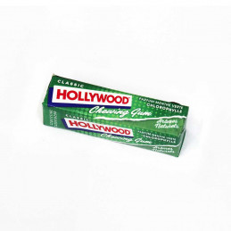 Chewing-gum sans sucres...