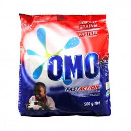 Lessive en poudre OMO 500g