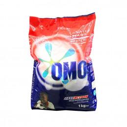 Lessive en poudre OMO 1kg