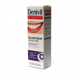 Dentifrice blancheur...