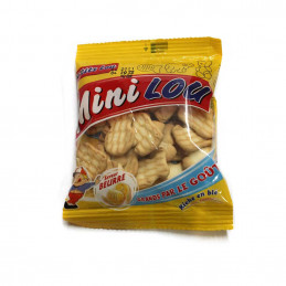 Biscuit Mini Lou beurre
