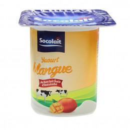 Yaourt brasse sucre mangue...
