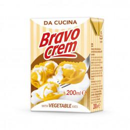 Crème liquide sans sucre 200ml