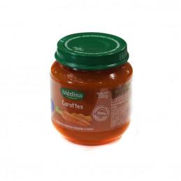 Petit pot carottes 130g
