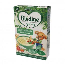 Blédine légumes du potager...