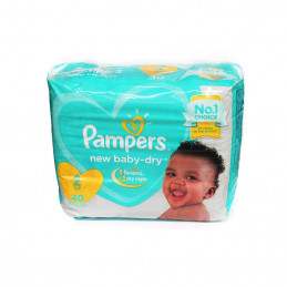 Couche Pampers mini 3-6kg...