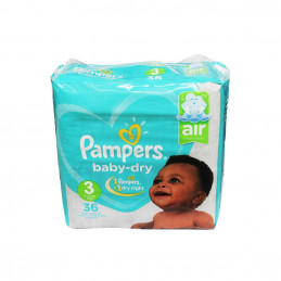 Couche Pampers midi 6-10kg...