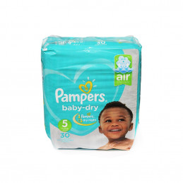 Couche Pampers junior...