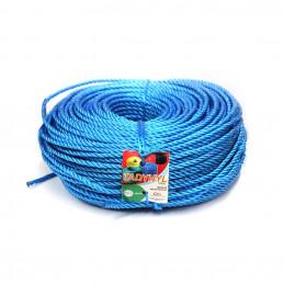 Corde à linge nylon 4mmX100m