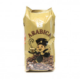 Café moulu Arabica 1kg