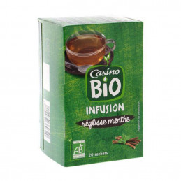 Infusion reglisse menthe...