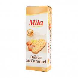 Biscuits délice au caramel...