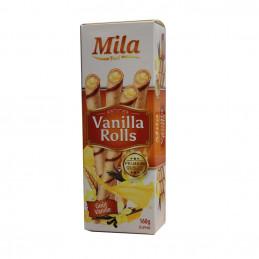 Gaufrette roulée vanille 160g