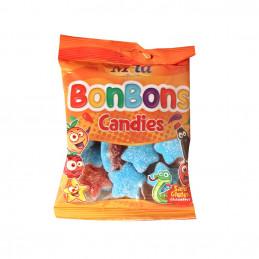 Bonbons étoiles sucrées 100g