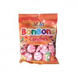 Bonbons tourbillons fraise...