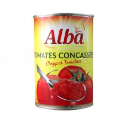 Tomates concassées 390g