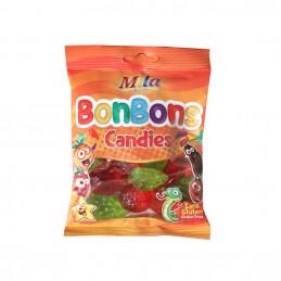 Bonbons fruits 100g