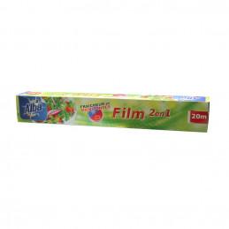 Papier film alimentaire...