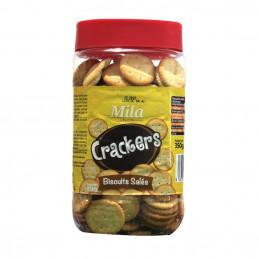 Biscuits salés crackers 350g