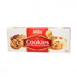 Cookies chocolat blanc &...